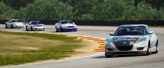 (CCRO) Continental Tire Sports Car Challenge