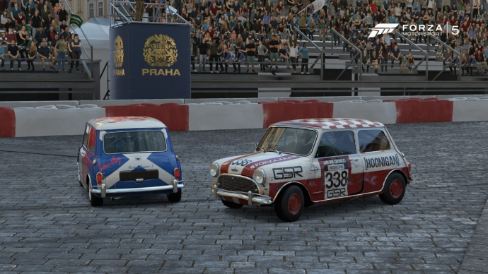 Global Sim Racing - Mini Cooper Cup: Season 2