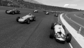 4 rows of three (plus 1) to start the 1964 GSR Indianapolis 125!