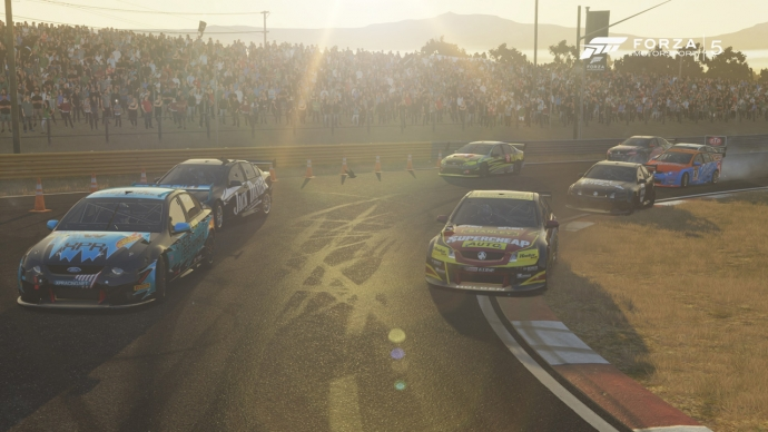 V8 Supercars 4 Hours of Bathurst Results