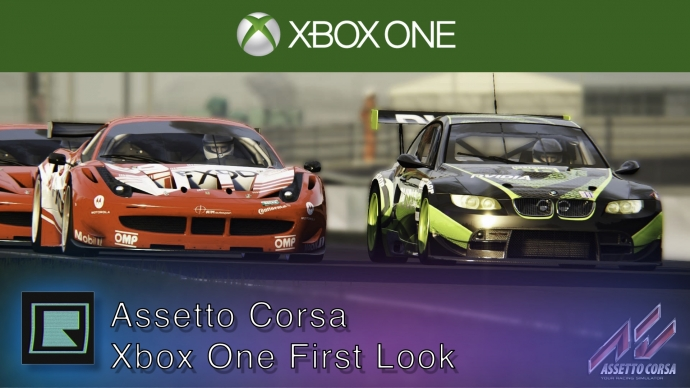 Assetto Corsa First look and Giveaway