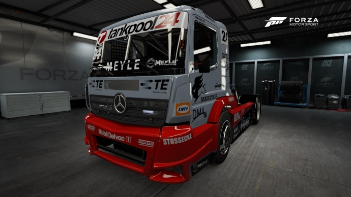 Global Sim Racing European Truck Racing Championship (FM Level 1) Season Preview