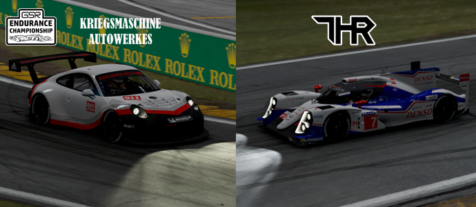 GSREC: Team Highlands Racing and Kriegsmaschine Autowerkes Conquer 12 Hours of Daytona