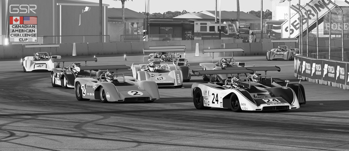 Sun Shines on Nightmare at Sebring