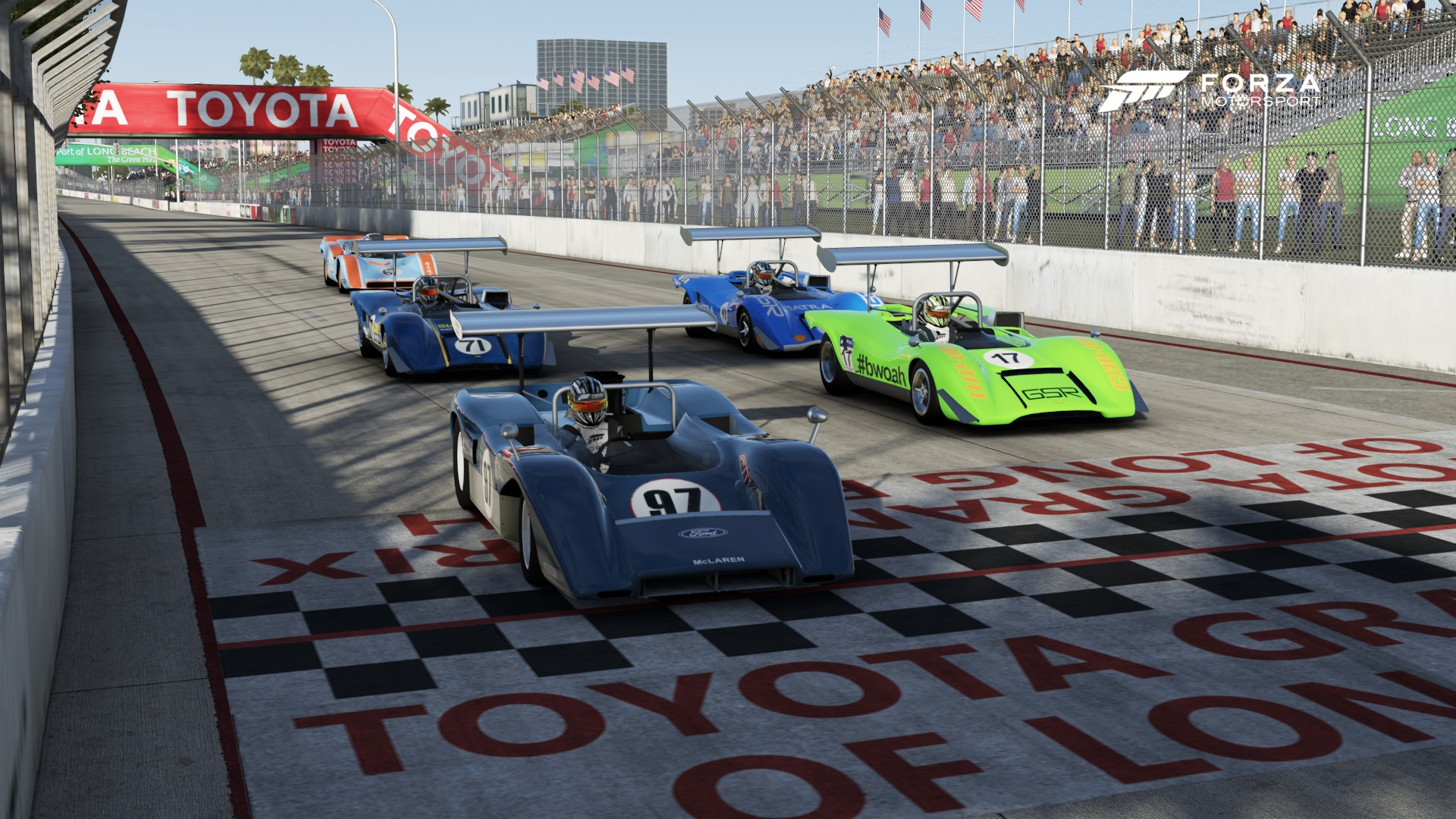Global Sim Racing Can Am Challenge Cup