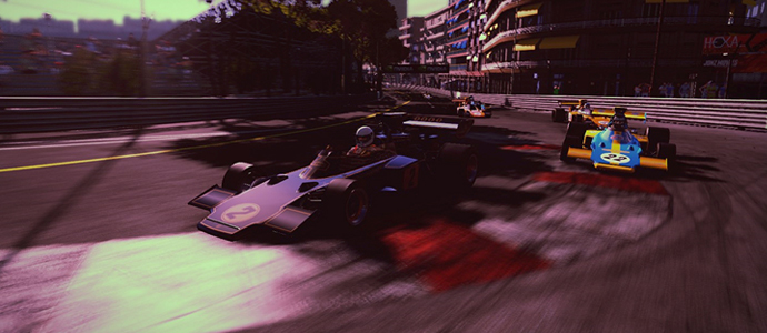 Z7COLTONZ7 Dominates Monaco Grand Prix