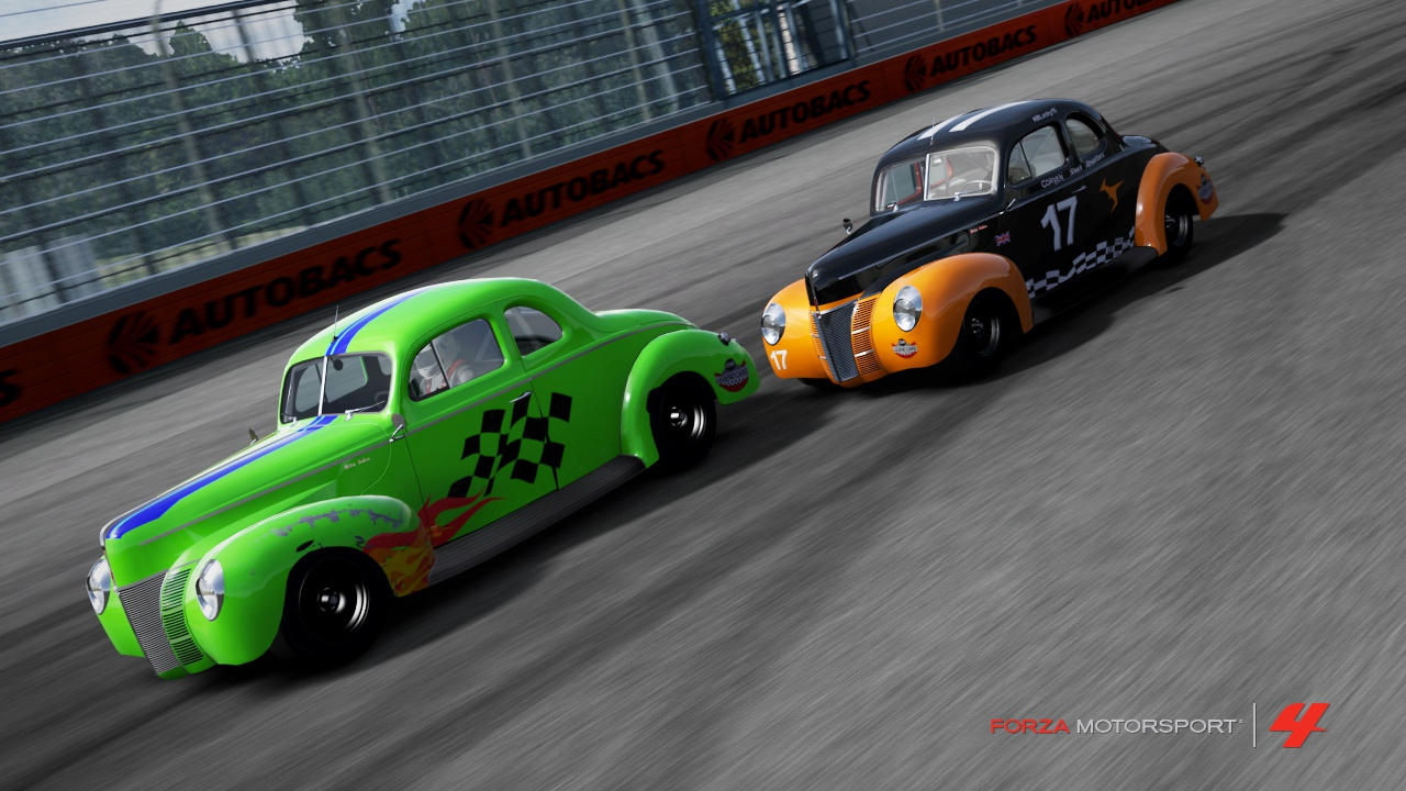 Global Sim Racing - Legend Car Championship