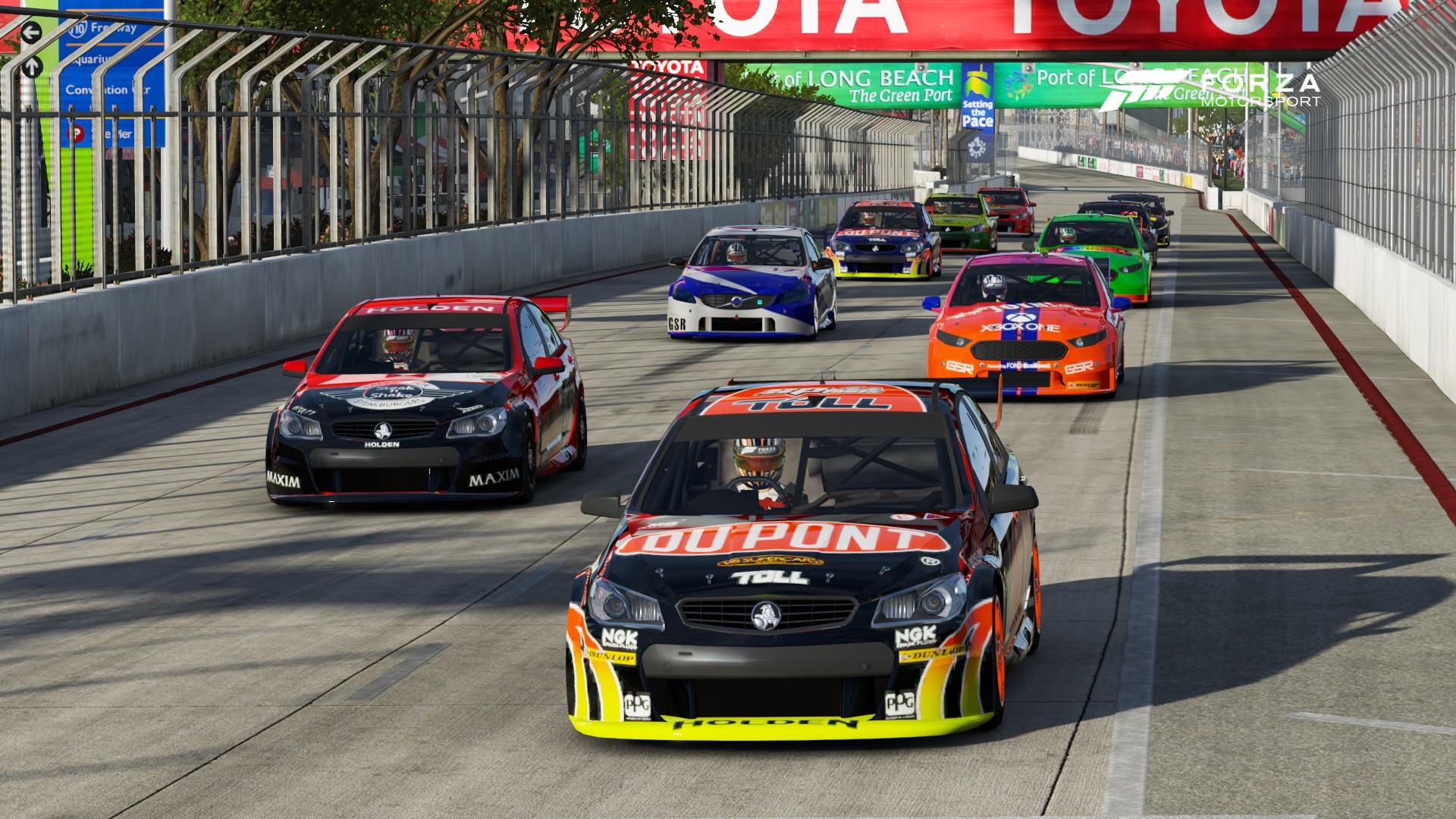 Global Sim Racing - V8 Supercars Championship on youtube basketball, youtube football, youtube trophy,