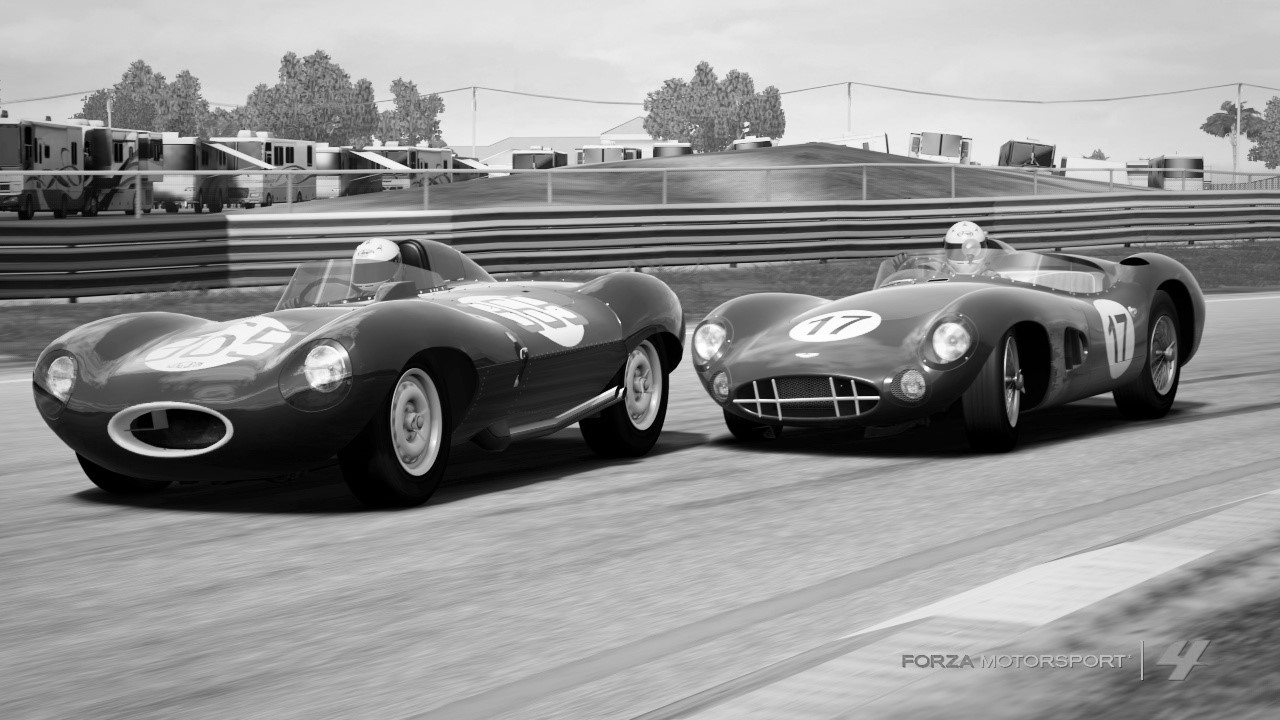Global Sim Racing  Vintage Sports Car Championship