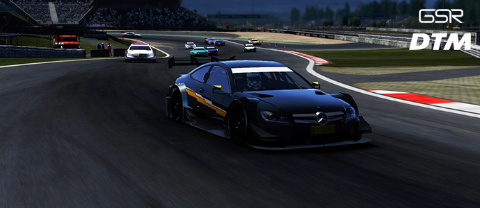 DTM Heats Up at the Ring