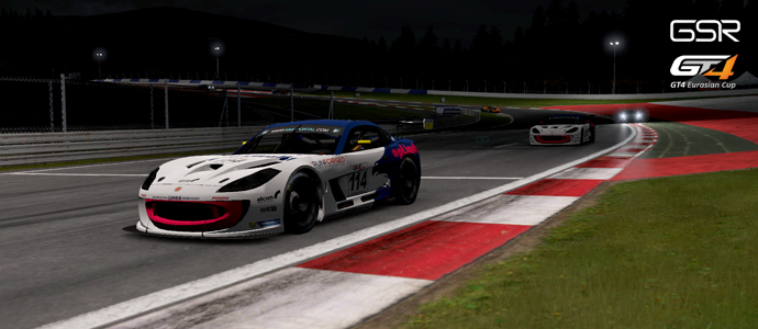 Optimum Motorsport and We1ty Storm to Victory Under the Night Sky in Austria