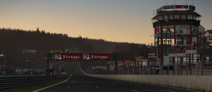 Prelude to the 12 Hours of Spa